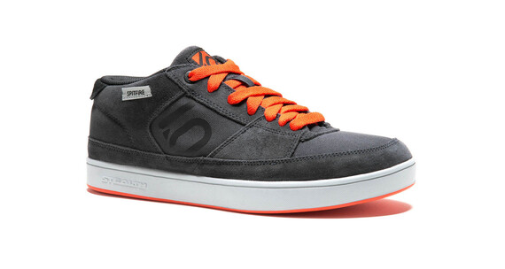 Five Ten Spitfire - Chaussures Homme - gris/orange